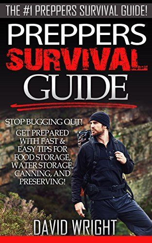 Free at the time of posting: Preppers Survival Guide: The #1 Preppers Survival Guide! - Stop Bugging Out! - Get Prepared With Fast & Easy Tips For Food Storage, Water Storage, Canning, ... Gardening, Aquaponics, Backyard Farming) (affiliate link)