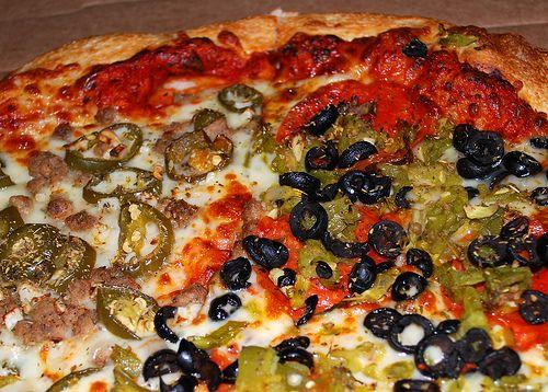 Brickyard Pizza  Albuquerque, NM USA  © Michael P. D'Arco