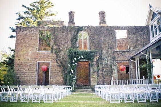 Atlanta Wedding At Barnsley Gardens Resort By Libbyphoto Gardens To Be And Resorts