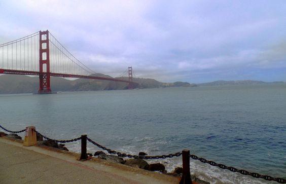 golden gate bridge..silence under the bridge