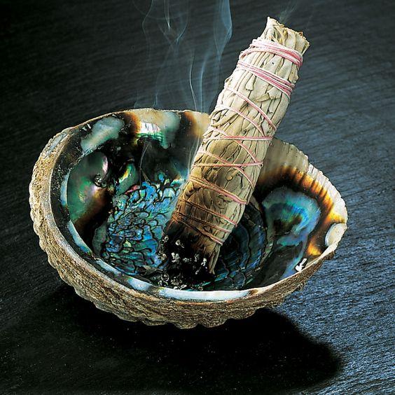 Wicca/Native American White Sage