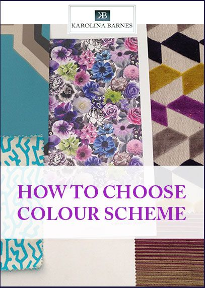 Unsure about where to start choosing colours for your home? Here is how to get inspiration and get started.