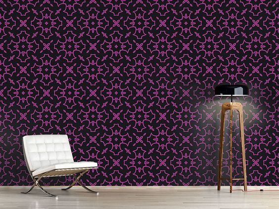 Design #Tapete Orient Disco