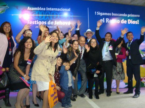 Tres dias inolvidables !!!!! <3 :) Asamblea Internacional Quito-Ecuador 2015