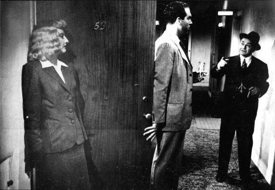 Double Indemnity (1944) - Billy Wilder