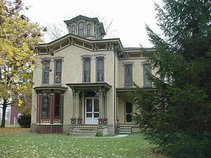Italianate Colors Historic House Colors Victorian