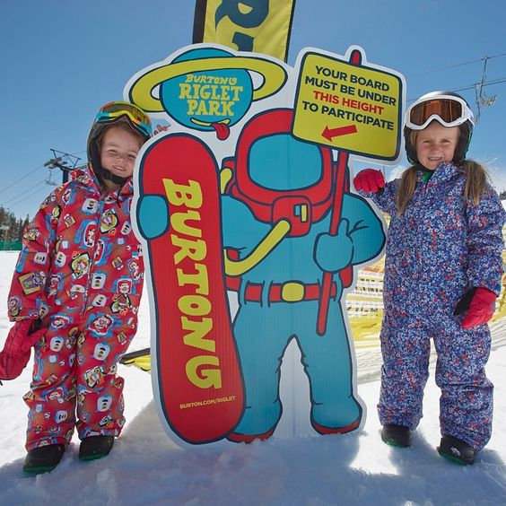 Help us improve the snowboarding experience for kids! We're looking for feedback from parents whose kids have attended a #BurtonRiglet park, youth lesson, or Riglet event. By participating you'll also be entered to win an After School Special snowboard. Just answer the short survey located at kidssnowboarding.questionpro.com.