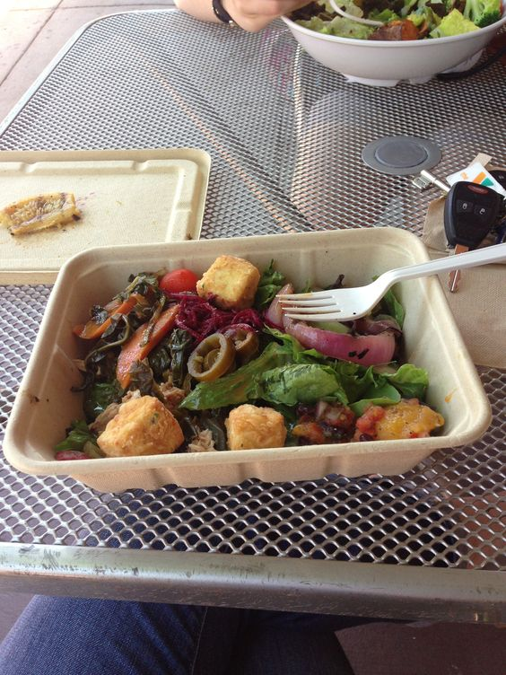 Whole foods salad bar midday nashville tn my diet for Organic food bar
