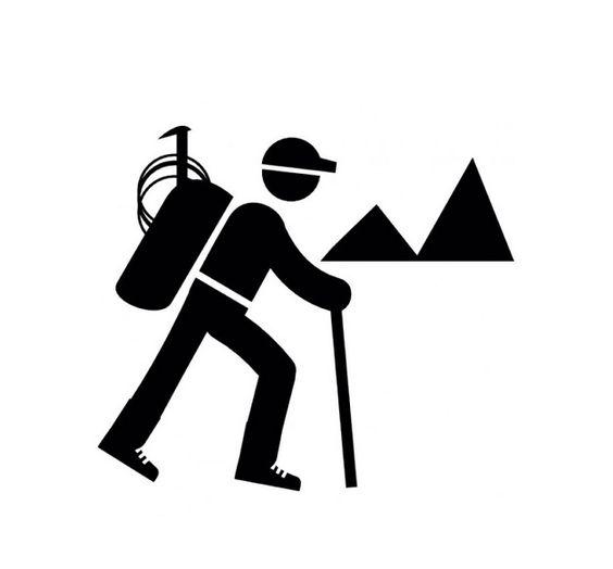 Persona escalada: http://www.freepik.es/iconos-gratis/persona-escalada_704868.htm