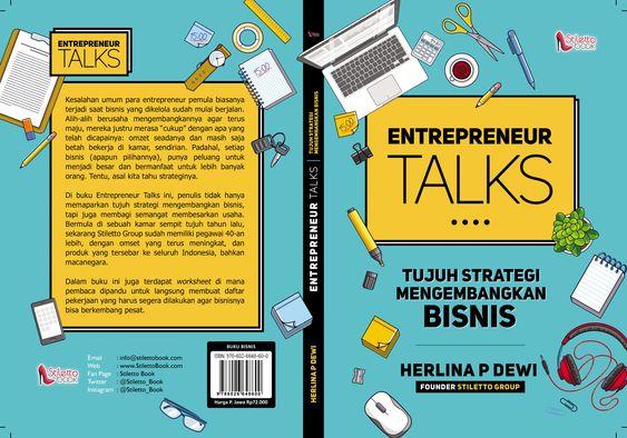 Buku bisnis Entrepreneur Talks