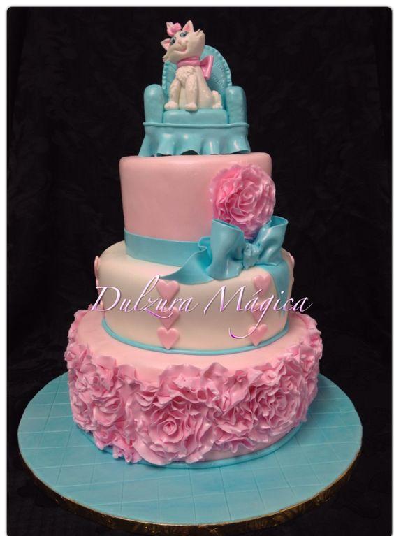 Marie The Cat Cake The Aristocats Dulzura 4 Kids