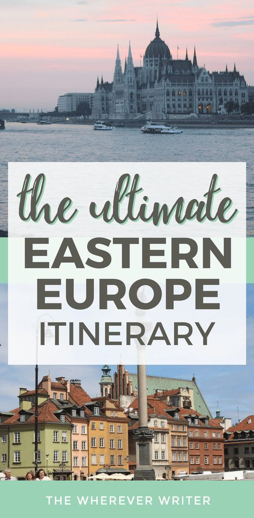 My Eastern Europe Itinerary 2 Weeks By Train Through 5 Countries Europe Trip Itinerary Eastern Europe Travel Europe Itineraries