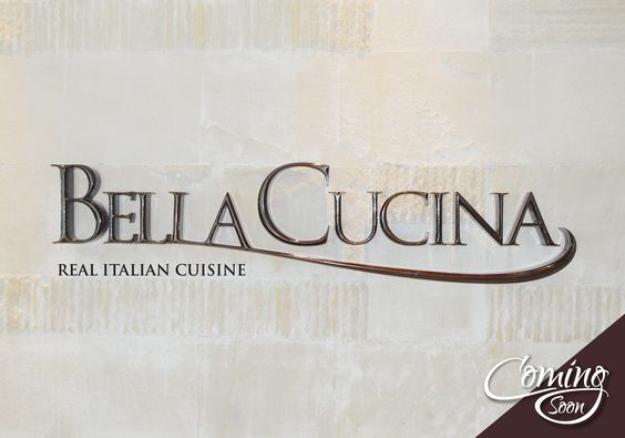 COMING SOON: Introducing our soon to be opened Italian cuisine restaurant, Bella Cucina.  http://bit.ly/2aPXXxY  #BellaCucina #Italian #LMGurgaon