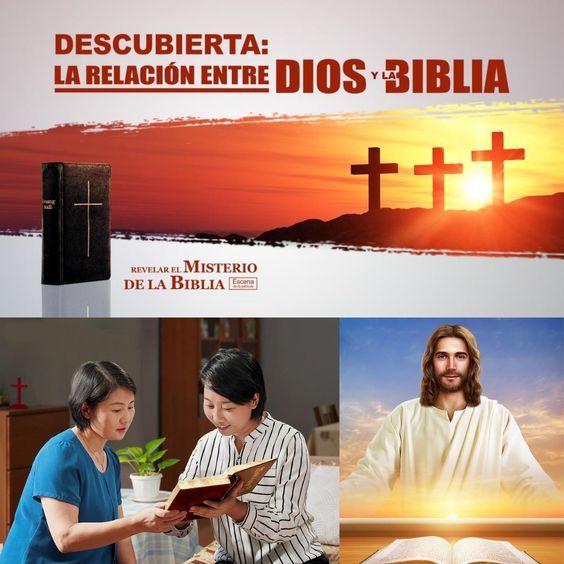 Revelar El Misterio De La Biblia Ii Descubierta La Relación Entre Dios Y La Biblia Secretos De La Biblia Biblia Iglesia De Dios