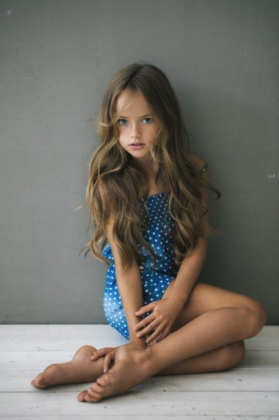 Top young girl model