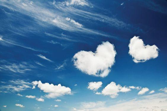 heart cloud: