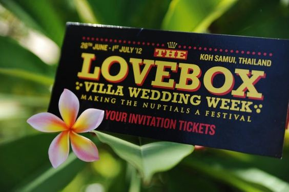 Lovebox | Festival: Destination Wedding see more at http://www.wantthatwedding.co.uk/2013/07/04/lovebox-festival-destination-wedding/