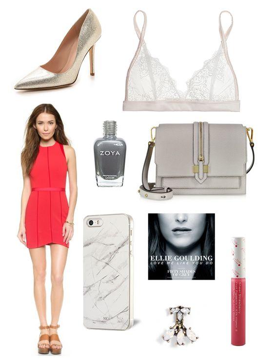 50 shades of Grey inspiration - Aurorana
