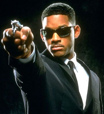 Will Smith Men in Black 2