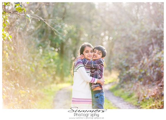 Portrait photography on location; perfect for those lifestyle photo sessions in the Berkshire area by Summers Photography.