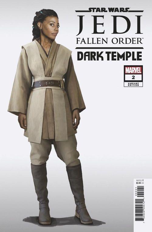 Star Wars Jedi Fallen Order Dark Temple 2 Game Variant Star Wars Jedi Star Wars Comics Star Wars Fallen Order