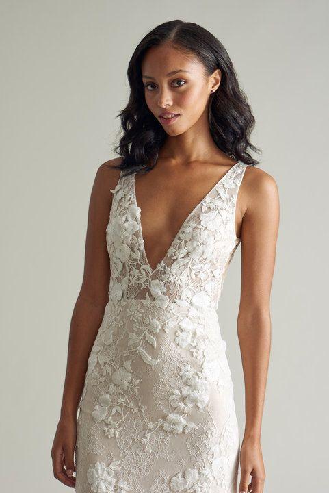 Style 7900 Devany Ti Adora By Allison Webb Bridal Gown Ivory
