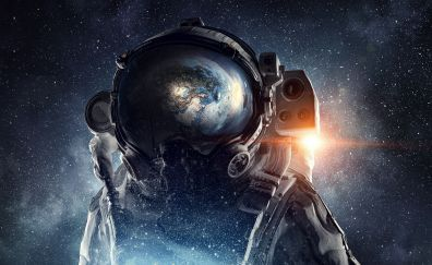 Fantasy Astronaut Space With Images Astronaut Wallpaper