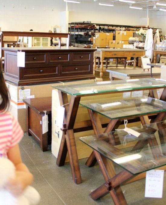 Pottery Barn Furniture Outlet Online