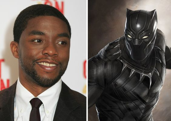 Black Panther from Captain America: Civil War 2016