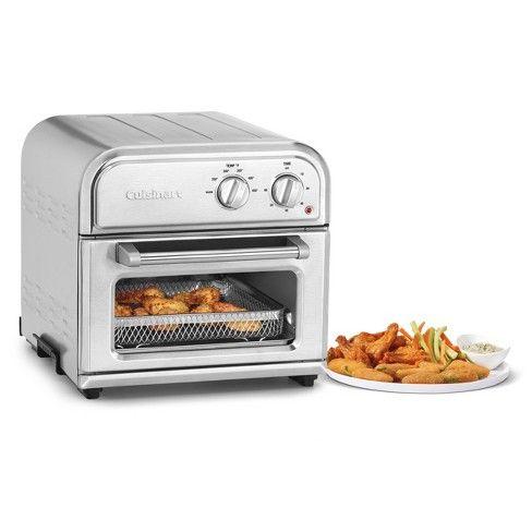 Cuisinart Compact Airfryer 8 97qt Countertop Oven Kitchen