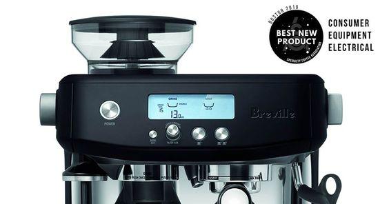 The Barista Pro Nespresso By Breville Creatista Plus Capsule Coffee Machine Sea Coffee Machine N Capsule Coffee Machine Coffee Machine Coffee Maker Machine