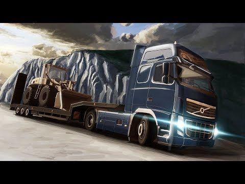 Euro Truck Simulator 2 Fitrepack Download Youtube Trucks Volvo Trucks Wallpapers Truck Wallpaper Download truck scania live hd wallpaper