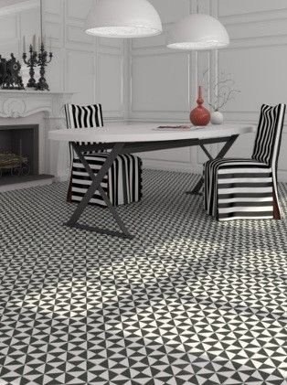 Carrelage carreau aspect ciment d grafito 20 20 d tail - Carreaux ciment saint maclou ...