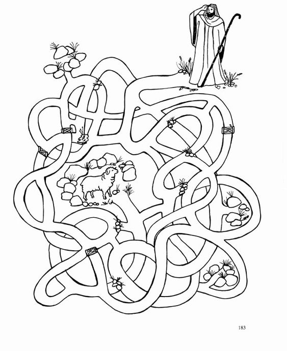 Parable Of The Lost Sheep Coloring Page Fresh Lost Sheep Coloring Pages Cute Coloring Pages The Lost Sheep Coloring Pages