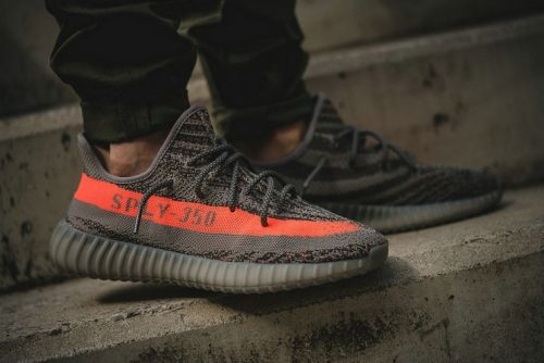 2018 Spring Summer Adidas Yeezy Boost 350 V2 Primeknit On