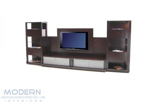 Modern Wall Unit HP-Castella-K