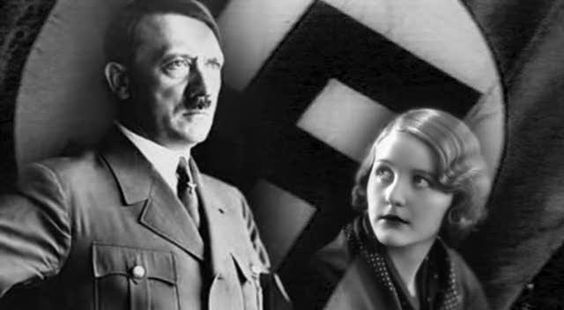 Hitler and Eva Braun