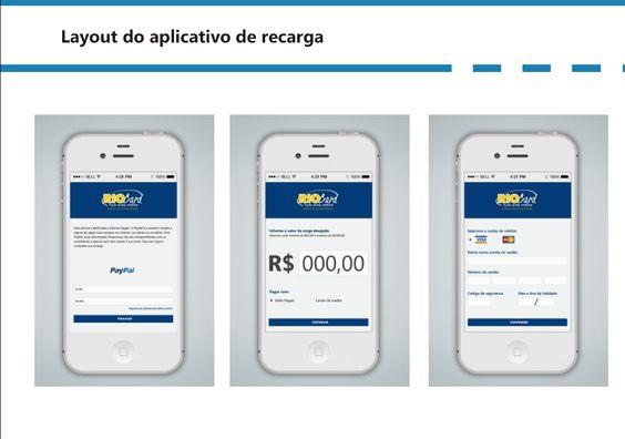 Projeto de novo ponto de ônibus BRS para o Rio de Janeiro, elaborado pelos alunos Carlos Eduardo P. dos Santos, Marianna Vale, Ricardo de Mello Volotão e Roberta Fortes, da graduação em Design Gráfico, para a matéria Design de Interação, sob a coordenação da professora Paula Sobrino.  Veja o projeto completo em: http://bit.ly/ShAfLj #design #interation #mobility #rio #brs #mobile #app