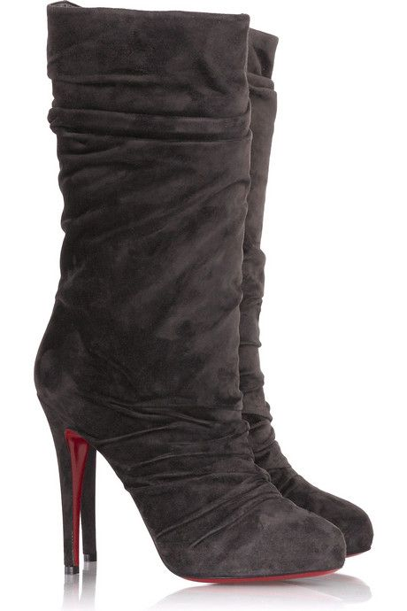 .: Dressy Boots, Christian Louboutin S, Boots Booties, Louboutin Boots, Fabulous Boots, High Boots, Ohh Heels