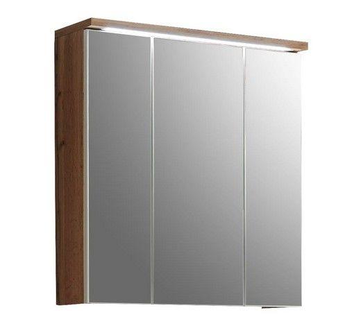 SPIEGELSCHRANK Eichefarben - spiegelschrank fürs badezimmer