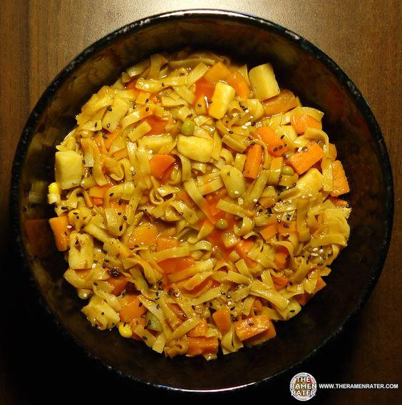 Re-Review: Nissin Spoon it Rich & Hearty Beef Stew Flavor Ramen Noodle Soup