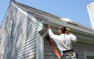 How Much To Invest For Cleaning Any Rain Gutter How To Install Gutters Seamless Gutters Roof Installation