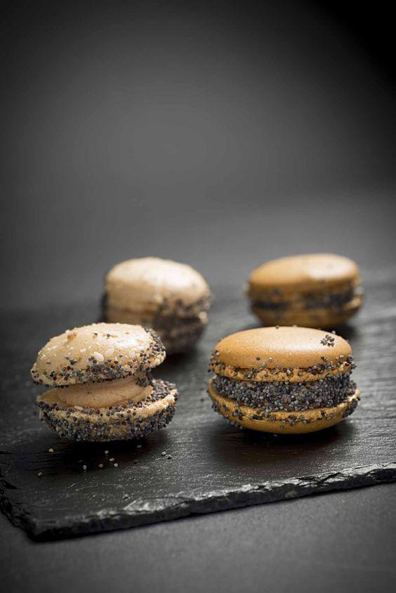 macarons au foie gras et pavot recettes macarons pinterest macaroons biscuits and kitchen. Black Bedroom Furniture Sets. Home Design Ideas