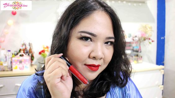 ODESSA Matte Lip Cream 905 - Always Red You