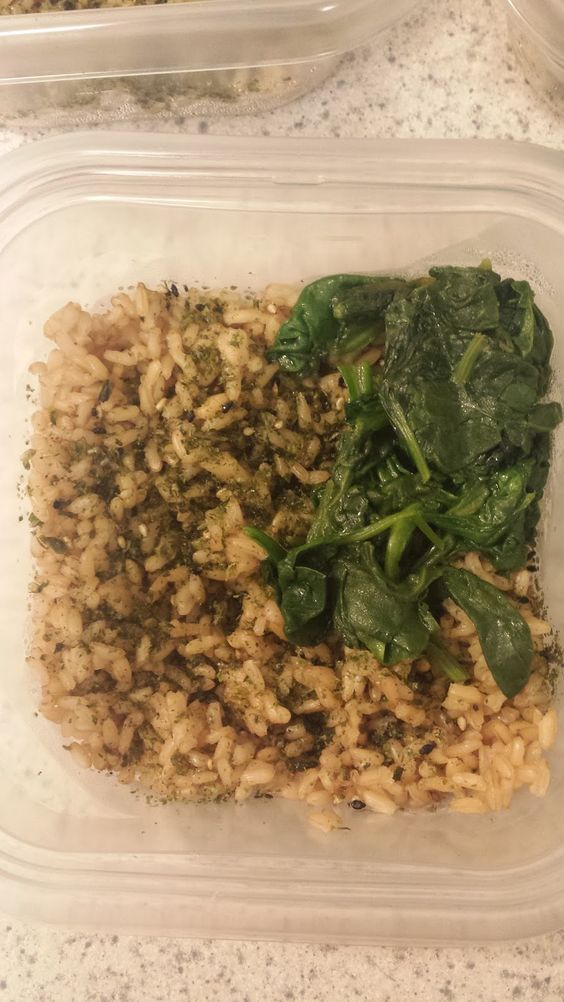 Lady Vienna's Food for Thought: Looong Overdue Vegetarian Bibimbap Bowl