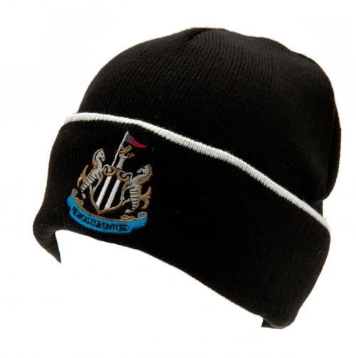 Newcastle  united wooly Hat Beanie Hat The Magpies