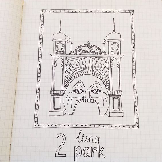 luna park :: nat donnelly