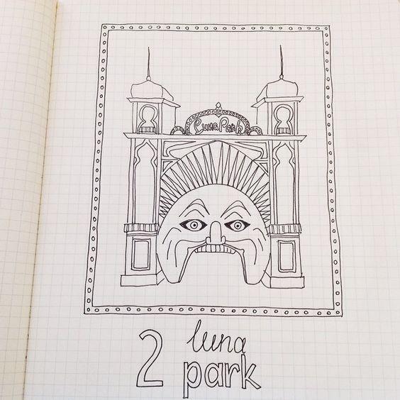 luna park :: nat donnelly