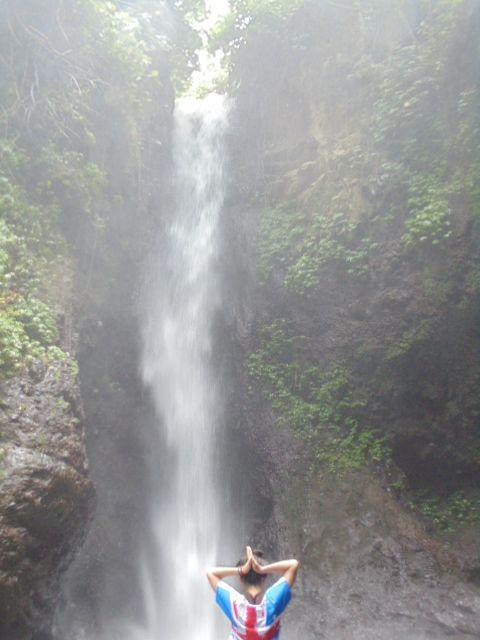 Pengunjung Dapat Menikmati Pemandangan Alam Yang Asri Di Air Terjun Jagir Sambil Menikmati Segarnya Air Dari Mata Air Secara Langsu Pemandangan Air Terjun Air