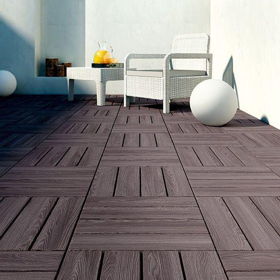 6 suelos de exterior para renovar la terraza suelos de - Suelos de resina para exterior ...